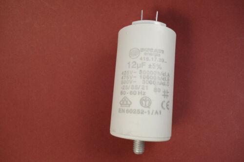 Kondensator Motorkondensator Anlaufkondensator Ducati 12µF 12uF 12 µF uF 475V