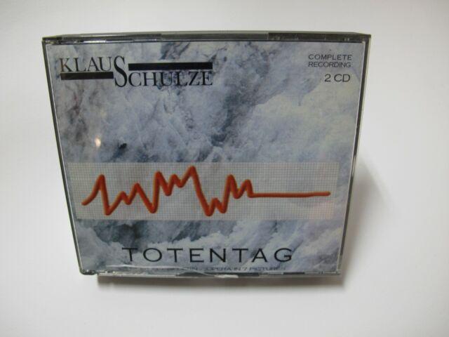 Klaus Schulze Totentag Oper in 7 Bildern
