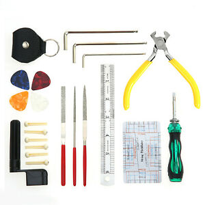 ammoon-10pcs-Guitar-Care-Tool-Set-Repair-Maintenance-Kit-Wrench-Files-Ruler-H4O8