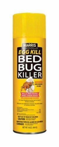 Harris 16 Oz Egg Kill Bed Bug Spray For Sale Online Ebay