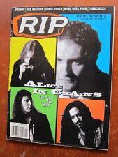 RIP Feb '96 Alice in Chains Primus Bad Religion Sonic Youth Lunachicks