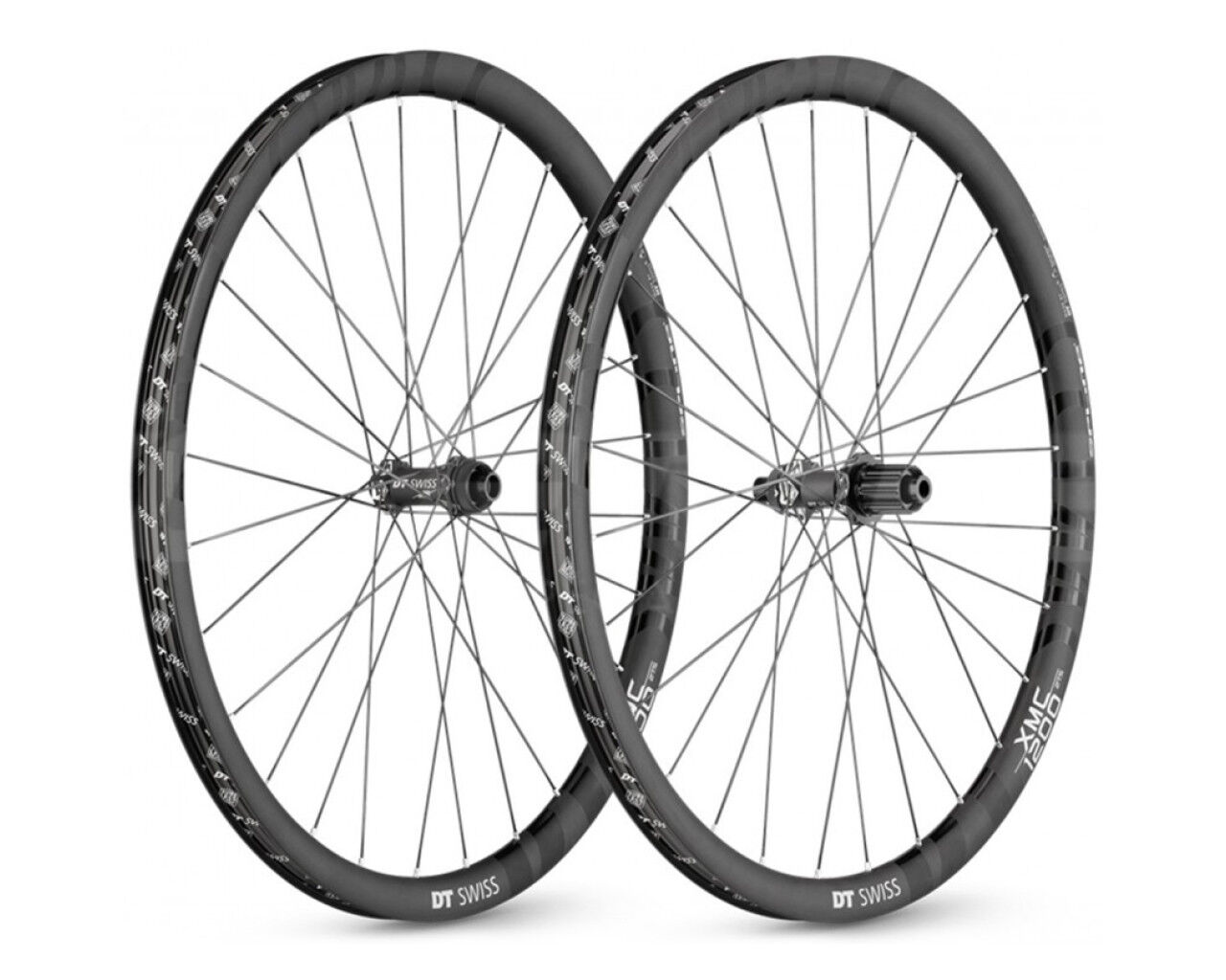 NEW DT SWISS 27.5  XMC 1200 Carbon BOOST Tubeless Wheelset 110 Front   148 Rear