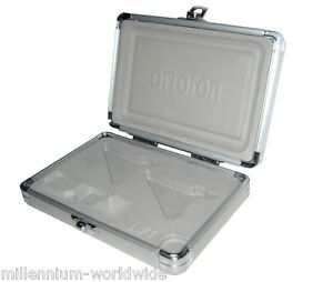 ORTOFON-CONCORDE-TWIN-CARTRIDGE-METAL-FLIGHT-CASE