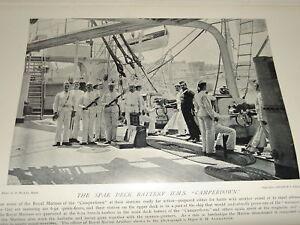 1896-THE-SPAR-DECK-BATTERY-HMS-CAMPERDOWN-MARINES-GUNS