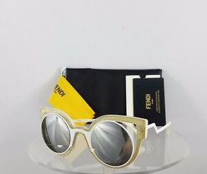 65ab4f30595f Brand New Authentic Fendi FF 0137 S Sunglasses NU6SS Glitter Matte ...