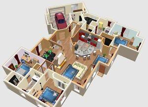 Image Is Loading 3d Home Design Cad Interior Design Software Customize