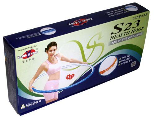 Health Hula Hoop®-S23 Massage hoop exercise Fitness