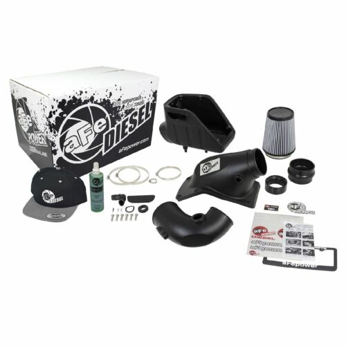 Afe Elite Pro DRY S Stage-2 Si Cold Air Intake 08-10 F250 F350 6.4L Powerstroke