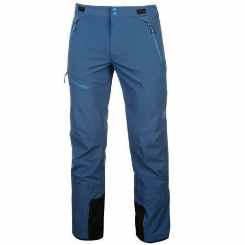 LA Sportiva Gala Ski Pants Mens Mountain Trousers Größe XL NEW WITH TAGS Blau