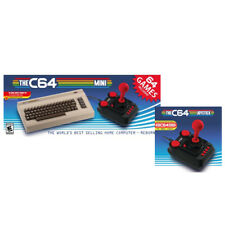 The C64 Mini Retro Gaming Console + Retro Games C64 Extra Controller