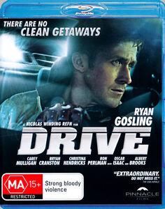 Drive-Blu-ray-Disc-NEW-Ryan-Gosling