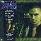 Blood of the Daleks: Pt. 2 by Steve Lyons (CD-Audio, 2007)