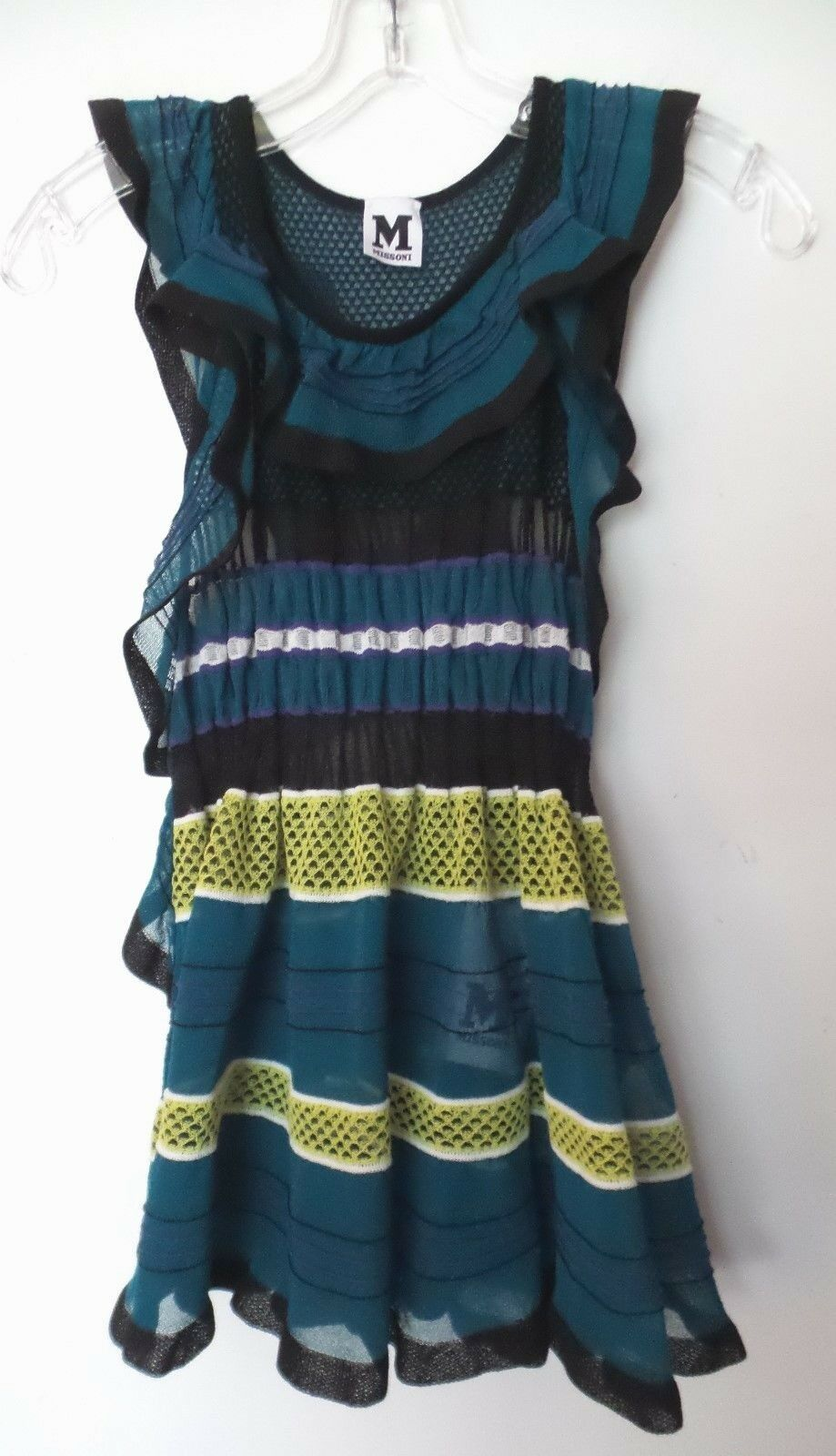 Missoni NWT Spring Knit Top Sweater Size US 6   S  IT 42 NEW WITH TAGS  495