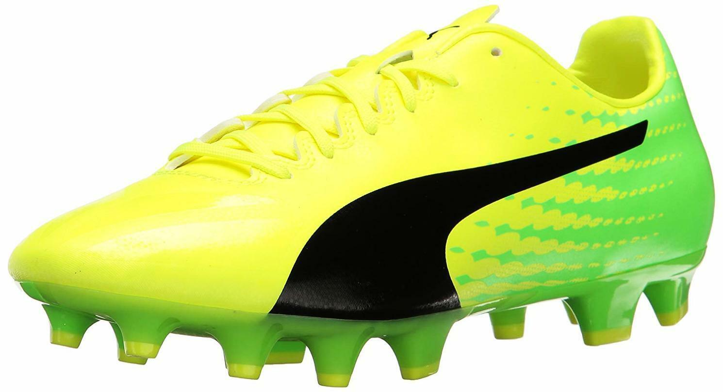 PUMA Men's Evospeed 17.4 FG Soccer shoes - Choose SZ color