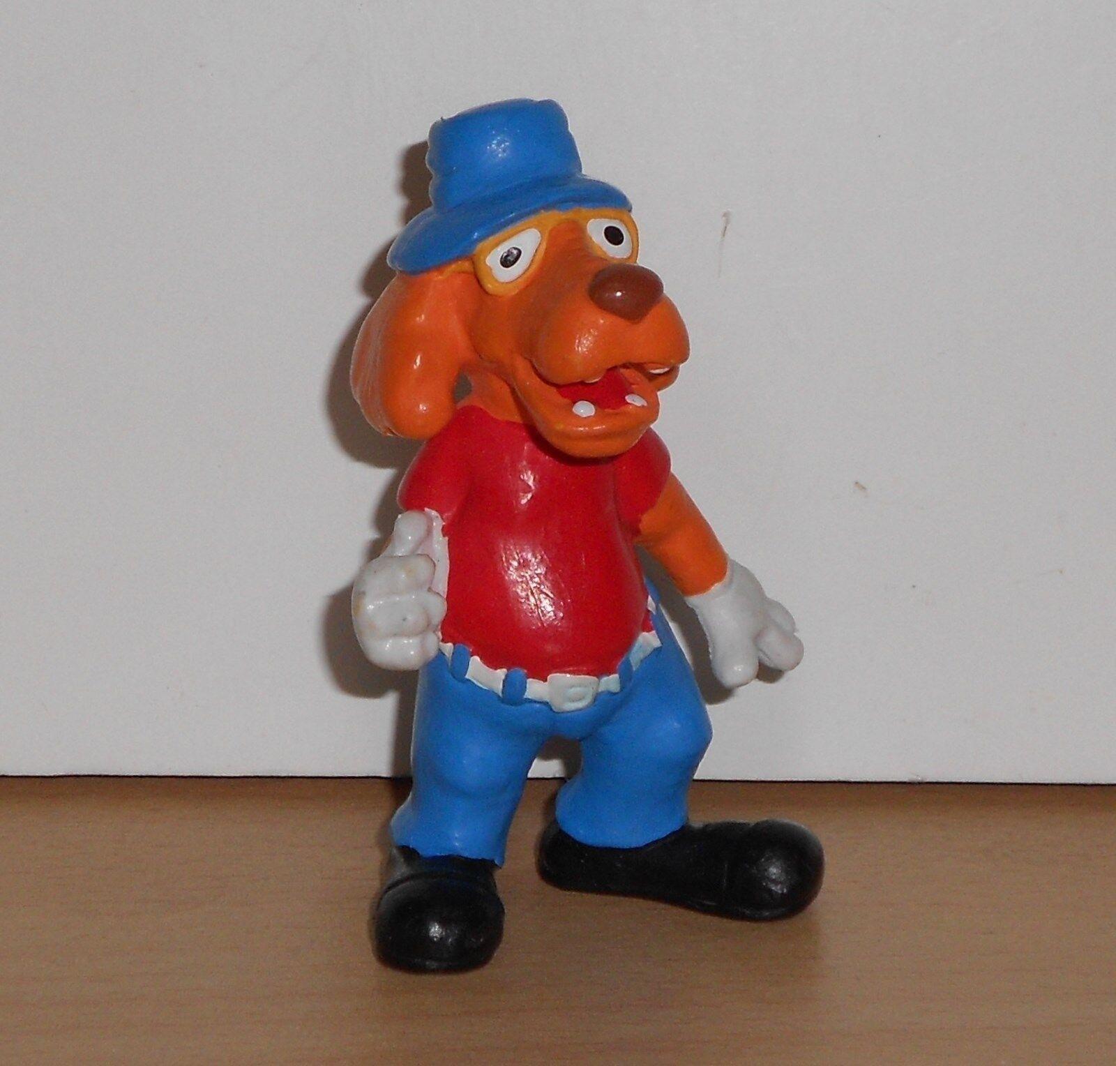 Mascot RTC TV Show 123 OURA HOTEL Figure Figurine DOG - MAIA BORGES