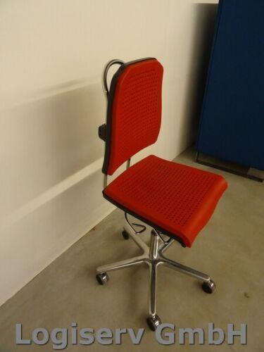 Bild 2 - Werksitz Klimastar WS 9220 Arbeitsstuhl Sitzmöbel Büromöbel Praxisausstattung