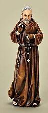 "Joseph's Studio St. Padre Pio of Pietrelcina of P 6"" Inch Statue NIB NEW!"