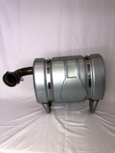 Can-Am Maverick X3 Max OEM Muffler Exhaust Silencer Spark Arrestor 17-19