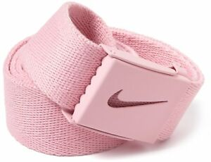 Nike-Web-Tech-Essentials-Golf-Guertel-Perfekt-Pink