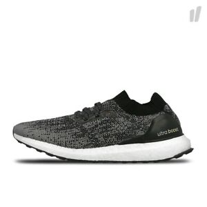 Apéndice Generalmente Quagga  NEW Men's Running Shoes ADIDAS ULTRA BOOST Uncaged BB3900 Black White  Sneaker | eBay