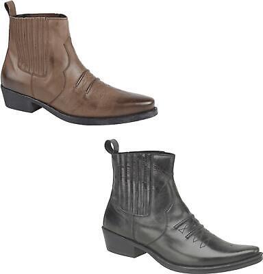 Woodland 'Nebraska' Leather Gusset