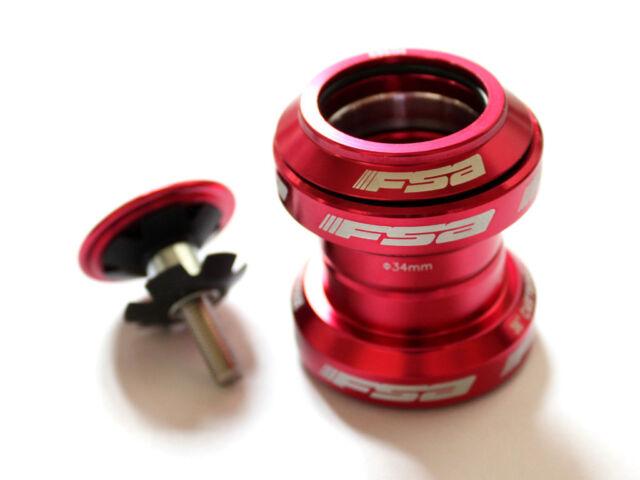 Sunlite Steel Headset Sunlt Tdls Mtb Stl 1-1//8x34x30bk