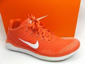 Details about Nike Women Free Rn 2018 Ember GlowWhite pink Gaze Running Shoes SZ 9.0 M,11593