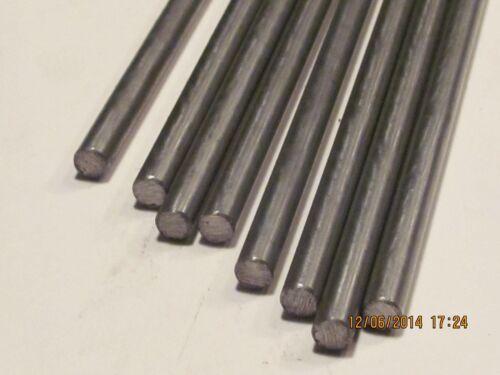 "Bar Round  CDA  5//8/"" Diameter 4140  Steel Rod 24/"" Long     1   Pc"