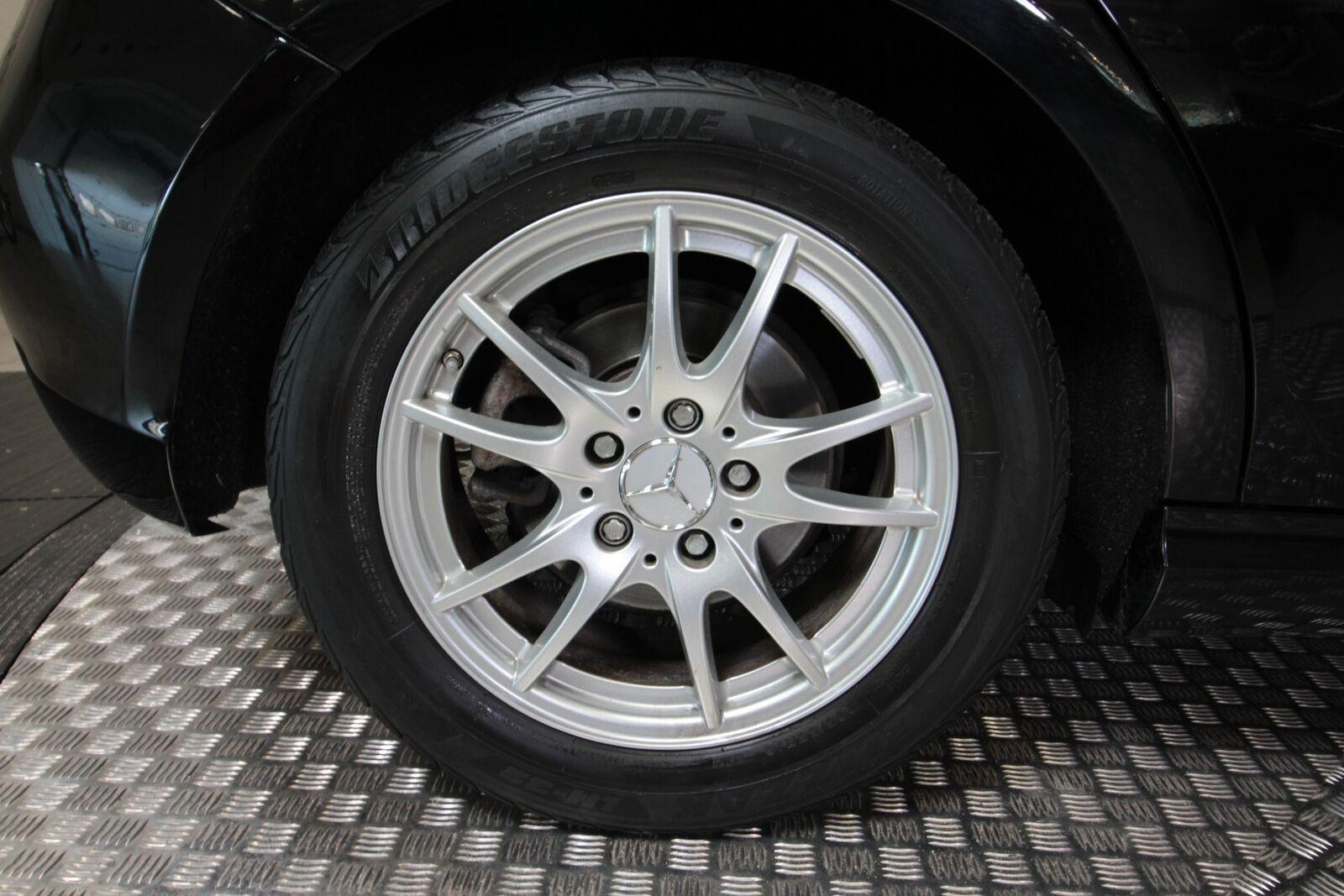 Mercedes A200 CDi Van