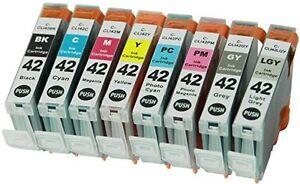 8PK-CLI-42-CLI42-Ink-Cartridge-For-Canon-CLI-42-PIXMA-PRO-100-PRO100-PRO-100