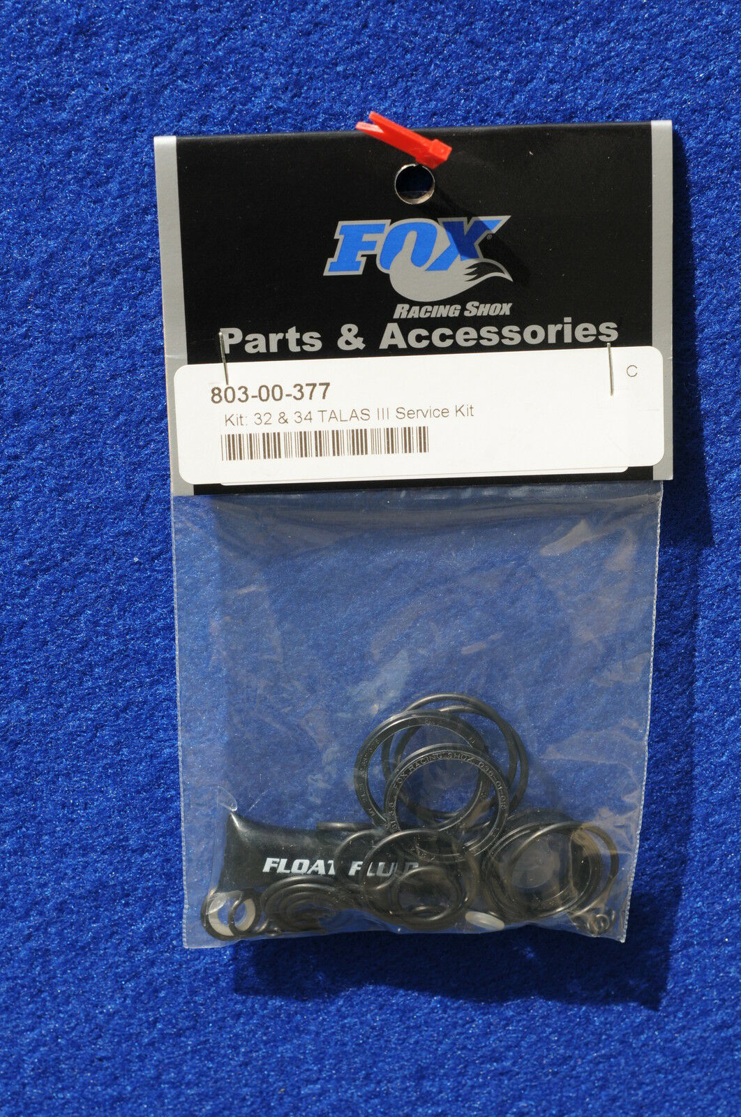 Fox kit: 32 & 34 talas III service Kit 803-00-377 803-00-377 803-00-377 #77 b5fa62