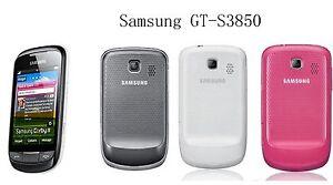 SAMSUNG-CORBY-2-GENIO-2-S3850-WIFI-3-2-034-Capacitive-TouchScreen-Camera-Cell-Phone