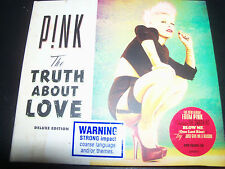 Pink The Truth About Love Deluxe Edition (Australia) Digipak CD - Like New