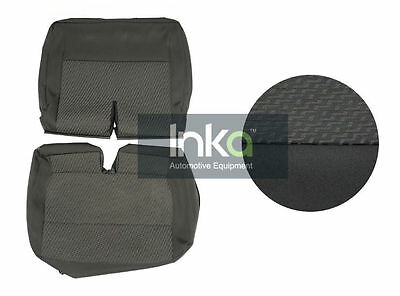 Beducht Replacement Oem Fabric Seat Cover Vw T5 Gp Transporter Rear Double Tasamo Hoge Kwaliteit En Goedkoop
