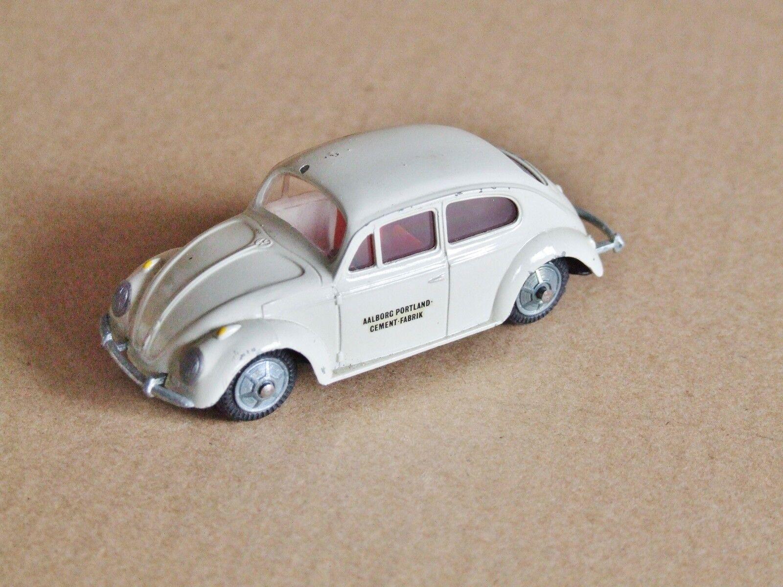 TEKNO 819 Volkswagen Aalborg PORTLAND CEMENT Fabrik-très rare promotionnel