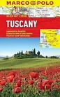 Marco Polo Holiday Maps: Tuscany Marco Polo Holiday Map by Marco Polo (2013, Map, Other)