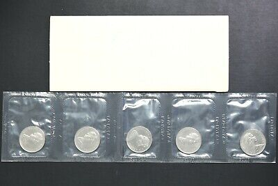 Strip of 5 1968 Canadian Dollars Small Island Sealed In Mint Pilo &  Envelope | eBay