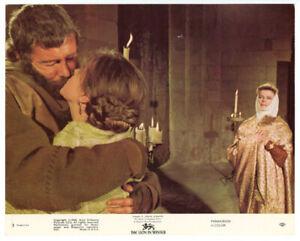 KATHARINE-HEPBURN-PETER-O-039-TOOLE-JANE-MERROW-original-lobby-card-1968-THE-LION
