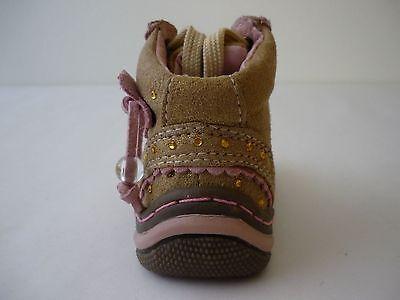 PRINZESSIN Lillifee Schuhe Lauflernschuhe 20 Beige / Rosa Knöchelschuhe NEU