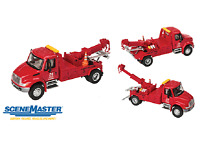 Walthers 949-11531 HO International 4300 Tow Truck