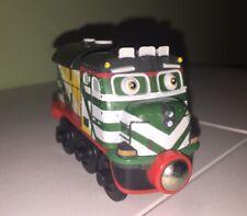 Chuggington Wooden Railway Fletch with Welder Wagon LC56076