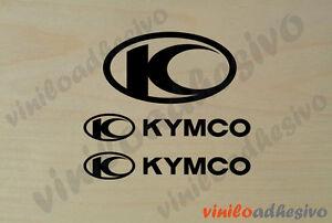 PEGATINA-STICKER-VINILO-Kymco-autocollant-aufkleber-adesivi