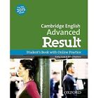 Cambridge English: Advanced Result: Student's Book and Online Practice Pack by Oxford University Press (Mixed media product, 2014)