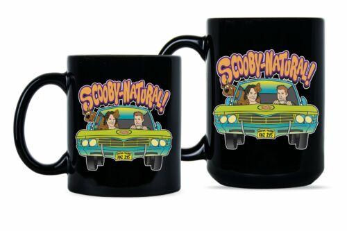 Scoobynatural Mug Scooby naturel Mug