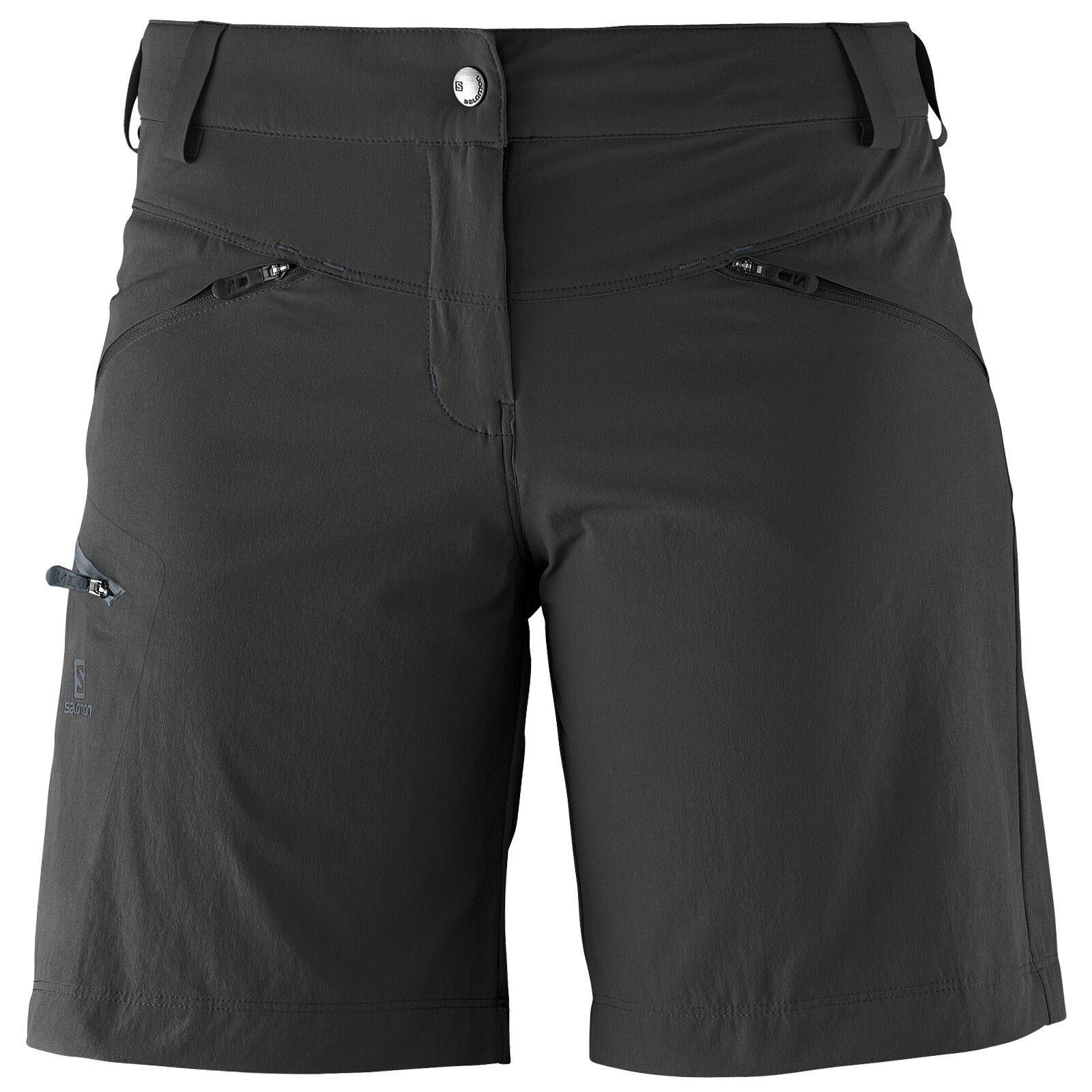 Salomon Wayfarer NEU Short Damen-Trekkinghose kurze Hose Short Funktionshose NEU Wayfarer b65a7a