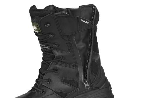 Rock Fall Titanium Black S3 HRO SRC Composite Toe Cap Waterproof Safety Boots