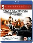 The TRANSPORTER Trilogy Blu-ray Region B 2002