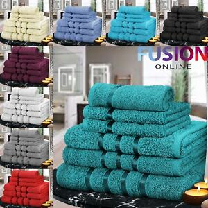 6-Piece-Bathroom-Bale-Towel-Set-Soft-Satin-Bath-100-Egyptian-Cotton-Towels