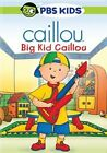 Caillou Big Kid Caillou 0841887019231 With Caillou DVD Region 1