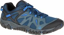 MERRELL ALL OUT BLAZE AERO SPORT J35915 MENS TRAIL HIKER SHOES LOW SLATE 9.5